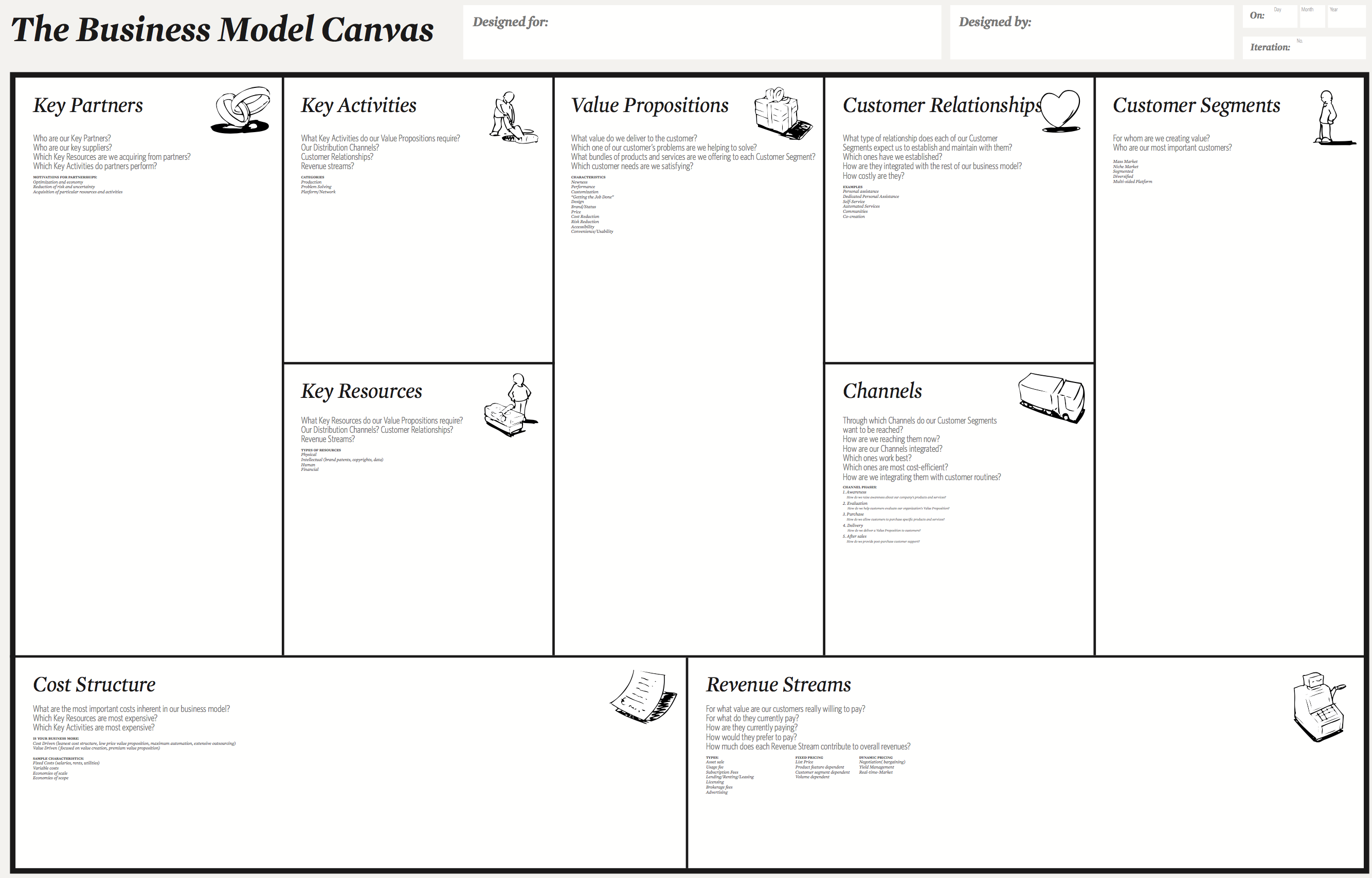 Business Model Canvas Eren Goemleksiz LEXIZ